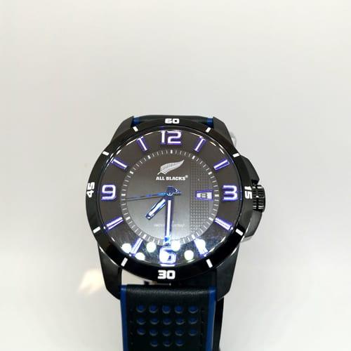 ALL BLACKS analogni muški ručni sat u crnoj boji